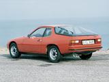 Porsche 924 Coupe 1976–85 pictures