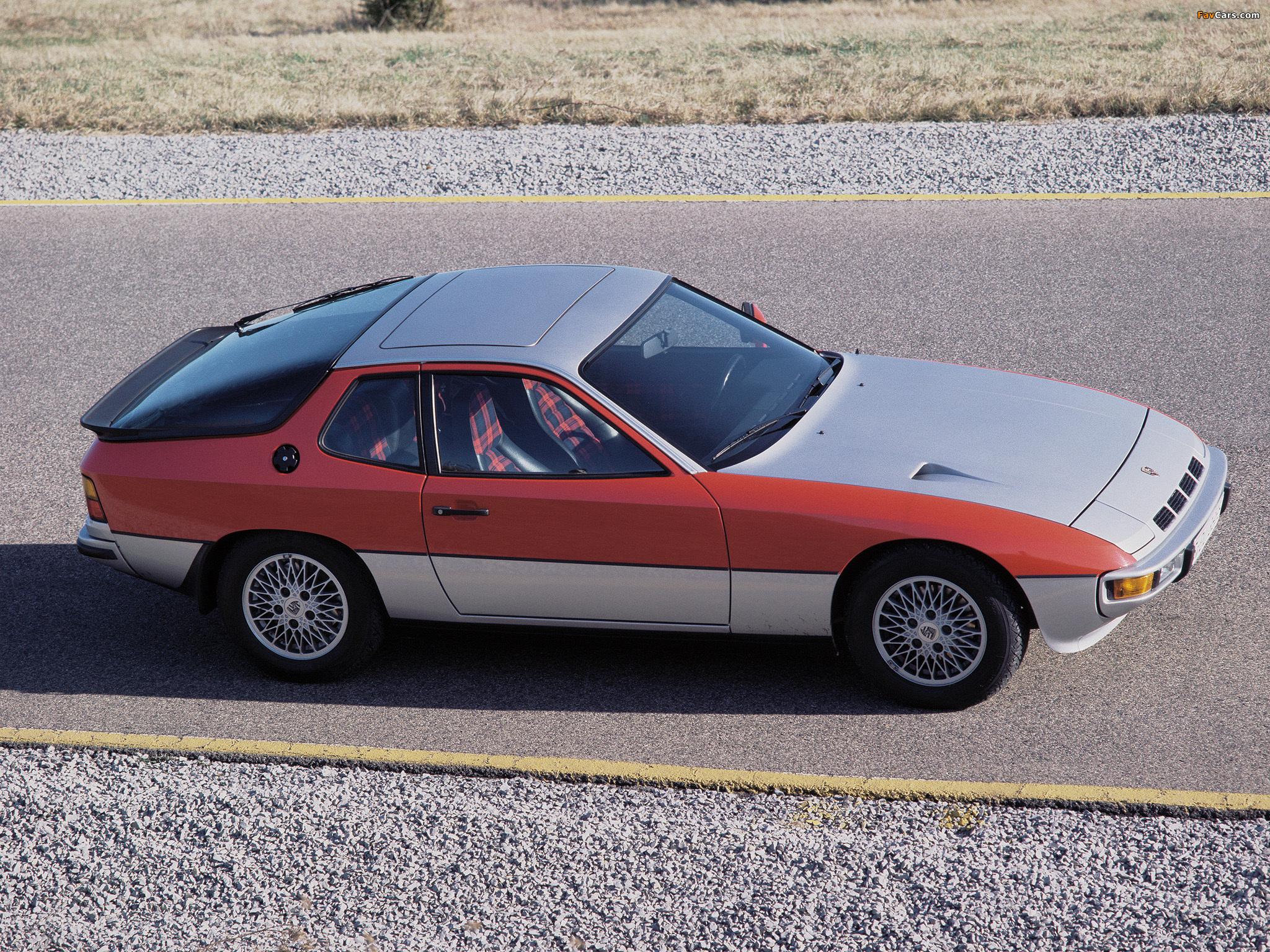Porsche 924 Turbo Coupe (931) 1979–84 pictures (2048 x 1536)