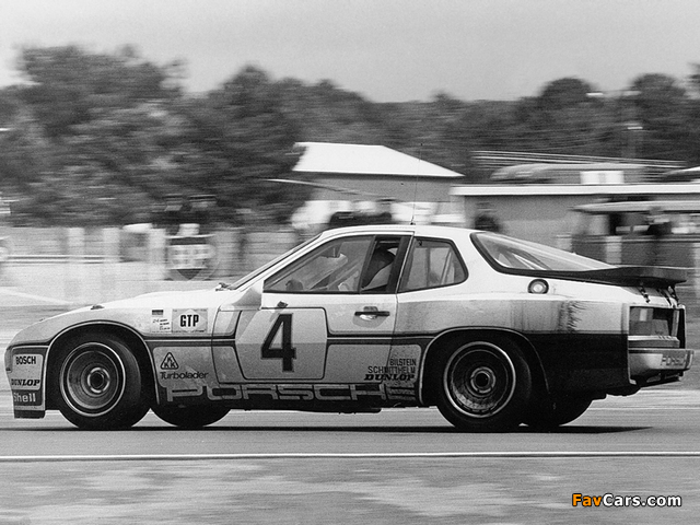 Porsche 924 GTP 1980 pictures (640 x 480)