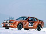 Porsche 924 Carrera GTS-Rallye 1981 images