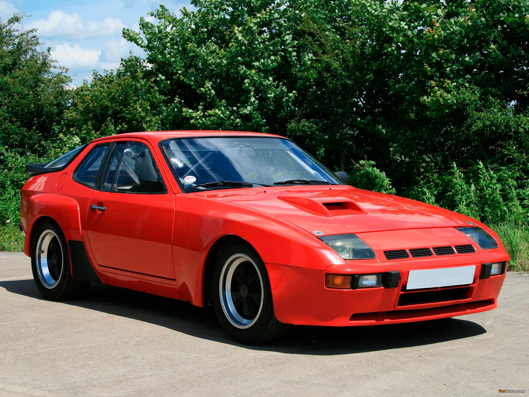 Porsche 924 Carrera GTS (937) 1981 photos (2048 x 1536)
