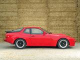 Porsche 924 Carrera GT UK-spec (937) 1981 wallpapers