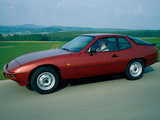 Porsche 924 Coupe 1976–85 wallpapers