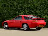Pictures of Porsche 928 GT UK-spec 1989–91