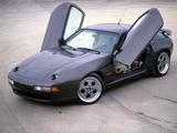 Pictures of Strosek Porsche 928 Ultra Wing 1992