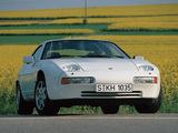 Porsche 928 GT 1989–91 photos