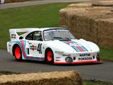 Porsche 935-02 Baby 1977 photos