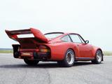 Porsche 935 Street 1983 images