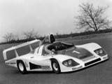Pictures of Porsche 936/81 Spyder 1981