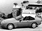 Porsche 944 Turbo Cabriolet 1991 wallpapers