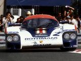 Porsche 956 C Coupe 1982 pictures
