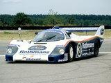 Porsche 956 C Coupe 1983 images