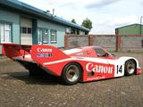 Porsche 956 C Coupe 1984 images