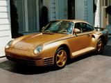 Images of Porsche 959 Gold 1987
