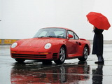 Photos of Porsche 959S US-spec 1988