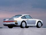 Pictures of Porsche 959 1987–88