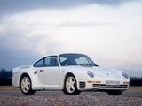 Porsche 959 1987–88 photos