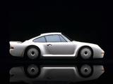 Porsche 959 Gruppe B Prototype 1983 wallpapers