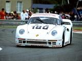 Pictures of Porsche 961 1986