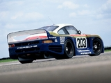Pictures of Porsche 961 Le Mans 1987