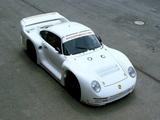Porsche 961 1986 photos