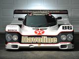 Pictures of Porsche 962 1984–91