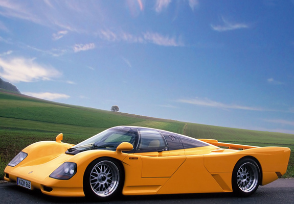 Pictures of Porsche Dauer 962 LM Road Car 1994–96