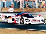 Dauer 962 Le Mans 1994 pictures