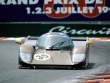Dauer 962 Le Mans 1994 wallpapers