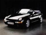 Photos of Porsche 968 Cabriolet 1991–95