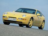 Photos of Porsche 968 Club Sport 1993–95