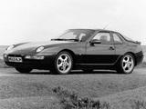 Pictures of Porsche 968 Coupe UK-spec 1991–95