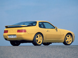 Pictures of Porsche 968 Club Sport 1993–95