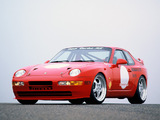 Porsche 968 Turbo RS Coupe 1993 pictures