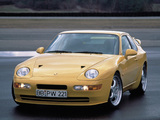 Porsche 968 Turbo S Coupe 1993–94 wallpapers