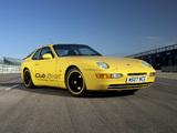 Porsche 968 Club Sport UK-spec 1993–95 wallpapers
