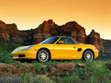 Images of Porsche Boxster US-spec (986) 1996–2003