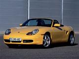 Images of Porsche Boxster S (986) 2000–03