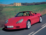 Images of Porsche Boxster S (986) 2003–04