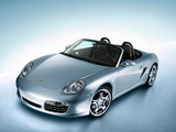 Images of Porsche Boxster S (987) 2005–08