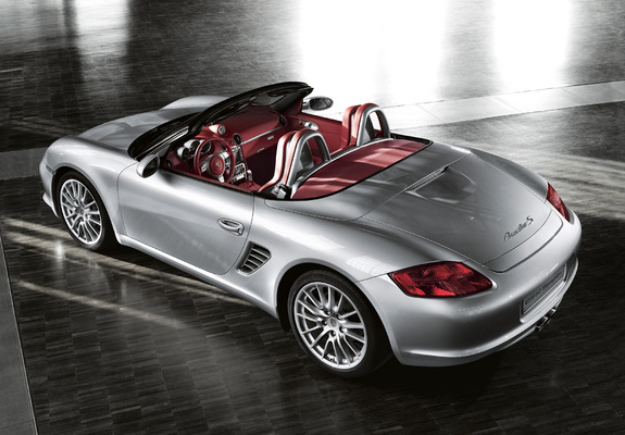 Images Of Porsche Boxster S Rs 60 Spyder 987 2008