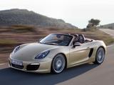 Images of Porsche Boxster S (981) 2012