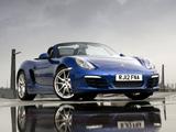 Images of Porsche Boxster UK-spec (981) 2012