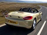 Images of Porsche Boxster S UK-spec (981) 2012