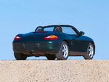 Photos of Porsche Boxster US-spec (986) 1996–2003