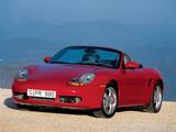 Photos of Porsche Boxster S (986) 2000–03