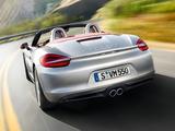 Photos of Porsche Boxster S (981) 2012