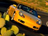 Pictures of Porsche Boxster US-spec (986) 1996–2003