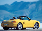 Pictures of Porsche Boxster S (986) 2000–03