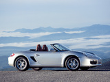 Pictures of Porsche Boxster (987) 2005–08